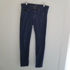 Patagonia Common Thread Slim Organic Cotton Jeans